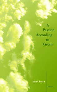 A Passion According to Green-cover